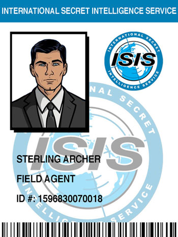 ISIS-badge